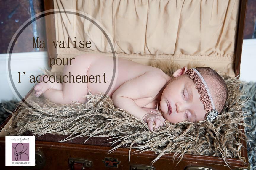 Ma valise pour l'accouchement | Cocoon Bien Naître