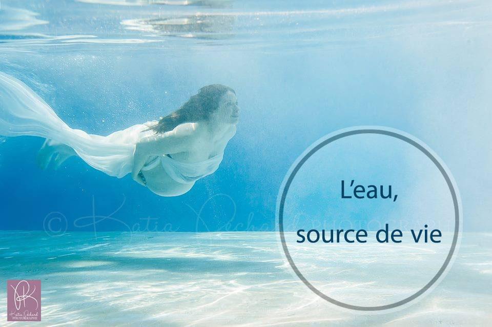 L'eau, source de vie pendant la grossesse | Cocoon Bien Naître
