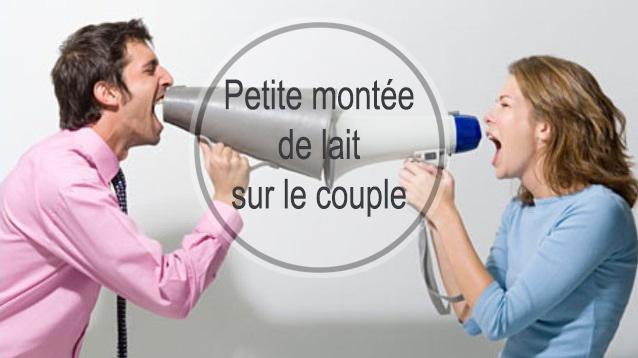 Petite montée de lait sur le couple | Cocoon Bien Naître