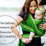 Les porte-bébés : comment les différencier? – LES ÉCHARPES