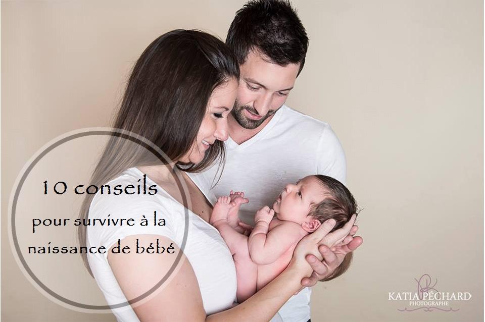 10 conseils pour survivre à la naissance de bébé | Cocoon Bien Naître