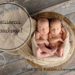 2 naissances, 1 accouchement