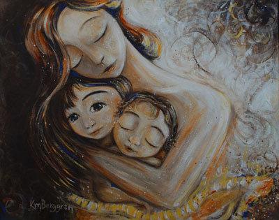 Katie M. Berggren, capture les émotions   Cocoon Bien Naître
