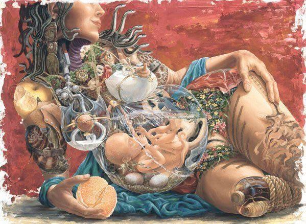 Maternité ayurvédique