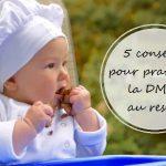 5 conseils pour pratiquer la DME au resto