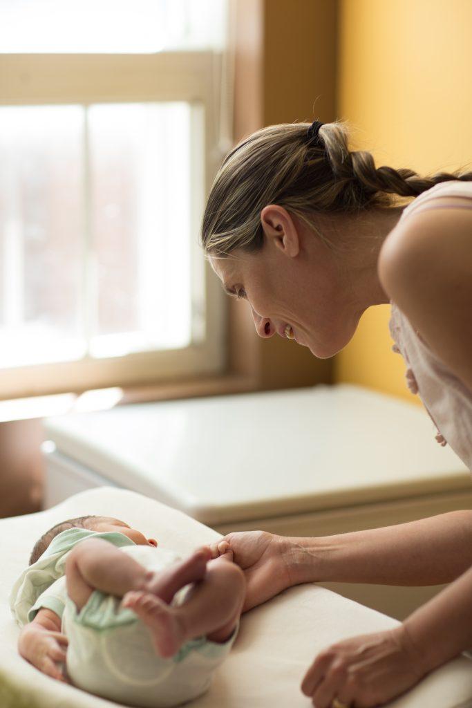Massage pour bébé | Cocoon Bien Naître