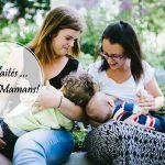 Allaités par 2 mamans