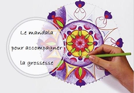 Le mandala pour accompagner la grossesse | Cocoon Bien Naître