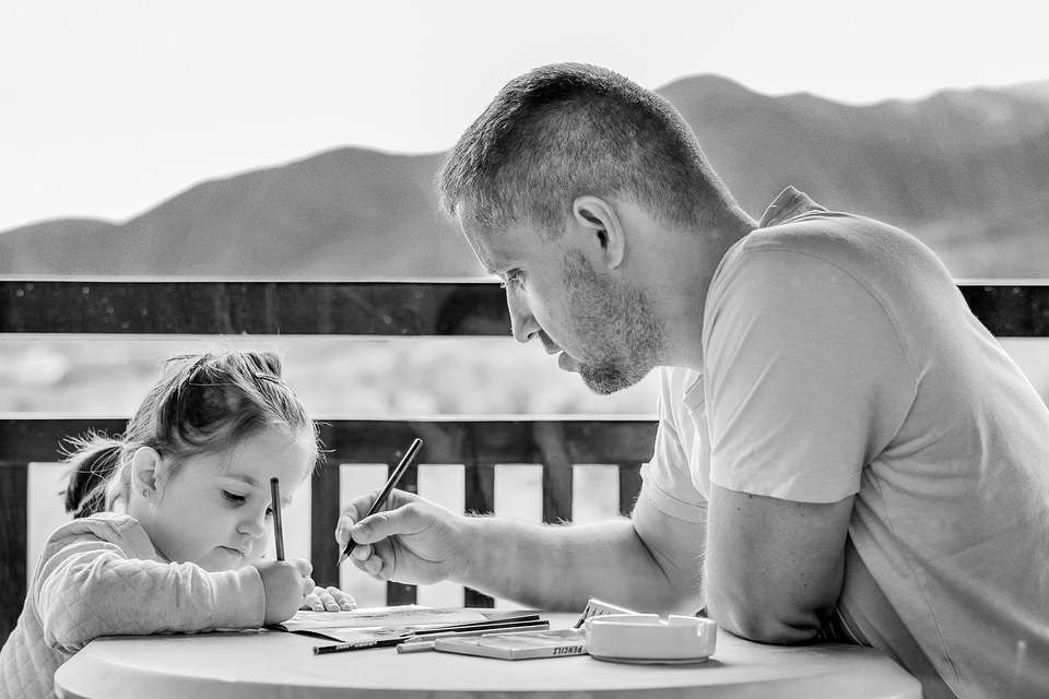 Parentalité- Quelle est la place du père? | Cocoon Bien Naître | Accompagnante
