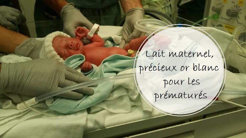 lait maternel, ce précieux or blanc pour les prématurés | Cocoon Bien Naître