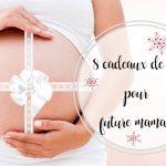 8 cadeaux de Noël pour future maman