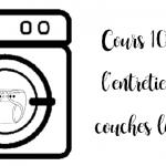 Cours 101 pour l'entretien des couches lavables
