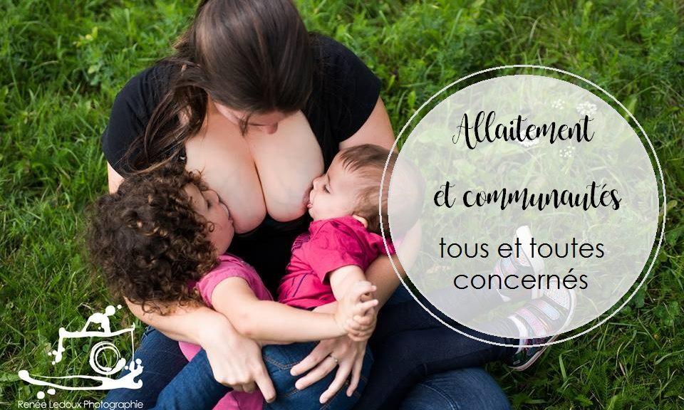 Allaitement et communautés, tous et toutes concernés | Cocoon Bien Naître | accompagnante | bain bébé