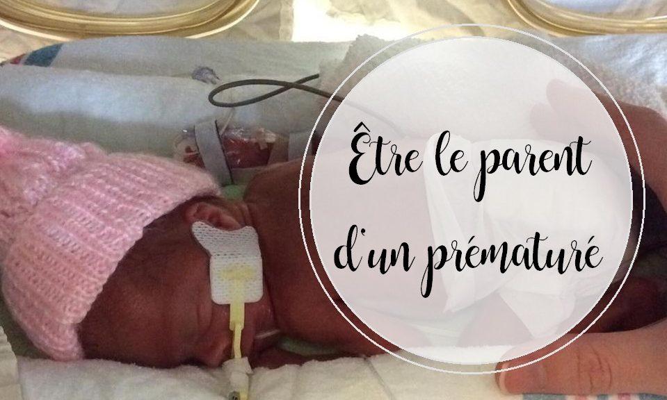 Être le parent d'un prématuré | Cocoon Bien Naître
