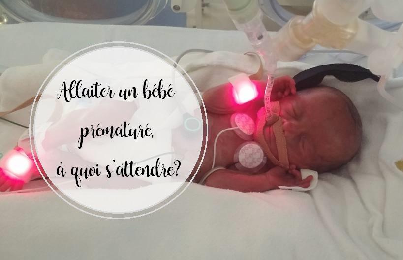 Allaiter un bébé prématuré: à quoi s'attendre? | Cocoon Bien Naître