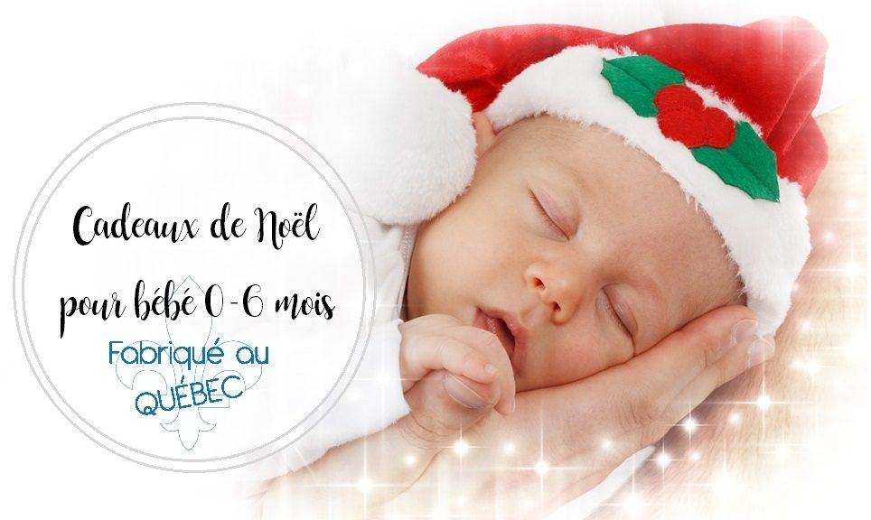 Cadeaux de Noël pour bébé 0-6 mois | Cocoon Bien Naître