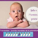 Naître à 24 semaines de grossesse
