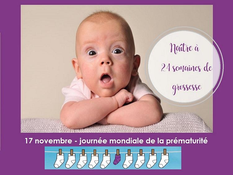 Naître à 24 semaines de grossesse | Cocoon Bien Naître