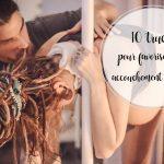 10 trucs pour favoriser un accouchement naturel