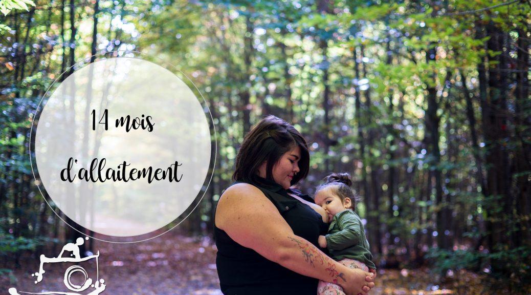 14 mois d'allaitement, je n'aurais jamais pensé me rendre aussi loin | accompagnante | cours prénataux