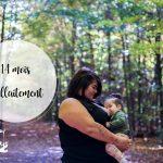 14 mois d'allaitement, je n'aurais jamais pensé me rendre aussi loin