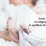 Avoir une accompagnante à la naissance, le meilleur des 2 mondes
