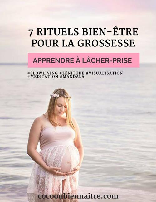 7 Rituels bien-être pour la grossesse