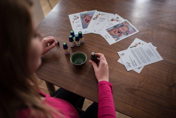 cartes bien-naître artémo | affirmations positives accouchement | cocoon bien naître